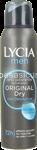 lycia deo spray men original ml.150