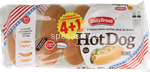 daily pane hot dog normale pz.4+1 gr.312