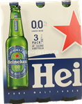 heineken birra bottiglia analc.ml.330x3