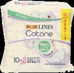 lines cotone ultra ali pz.10