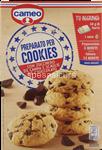 cameo preparato per cookies gr.300