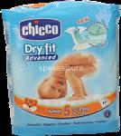 chicco pannolini dry fit junior pz.17