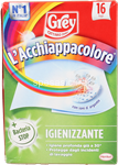 grey l'acchiappacolore igienizzante pz.16