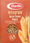 barilla integrale mezze penne gr.500