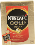 nescafe' gran aroma decaff.stick gr.34