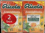 ricola s/z arancia menta bipack gr.50x2