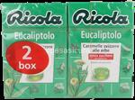 ricola s/z eucaliptolo bipack gr.50x2
