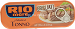 riomare filetti tonno grigl.o.o.gr.120
