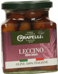 carapelli olive leccino 100%ita gr.165