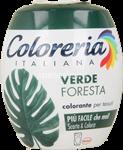 coloreria italiana verde foresta