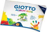 giotto album pittura a4 20fg 580400