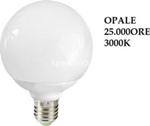 led lampada maxisfera e27 16w warm