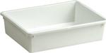 bacinella frigo 15 lt. bianca 75000