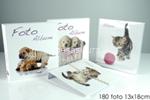 album 13x18 180 foto dec. cuccioli 59467