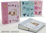 album 10x15 200 foto dec. baby 594604