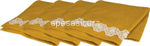 l.lace flower m. asciugama 35x55cm 4pz$$