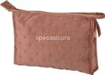 beauty case rosa 29,5x6x20cm 51030