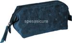 beauty case blue 21x12x14cm 51034