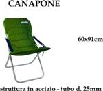 l.tropic v. sdraio canapone 60x91cm $$
