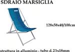 l.tropic c. sdraio marsiglia 58x128x4 $$