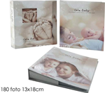 album 13x18 180 foto dec. bimbi 594684