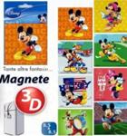 mickey magnete 3d 8,5x8cm