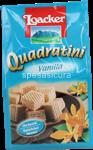 loacker quadratini vanilla gr.125