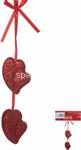l.polistirolo appendino cuore 8863 $$