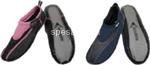 scarpe bagno strap tg.32 blu-rosa 8112$$