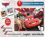 cars tovaglietta americana as8310