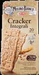 mulino b.crackers integrali gr.500