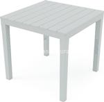 bianco  tavolo bali 78x78x72