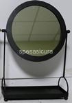 specchio nero dgf 26,5x38cm 782237