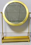 specchio oro dgf 26,5x38cm 782244