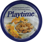 playtime biscotti danesi latta gr.454