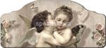 coll.capezzali angels 50x100 shabby kiss
