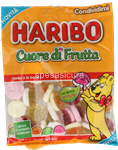 haribo caramelle cuore di frutta gr.175