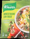 knorr minestrone di riso gr.105