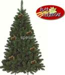 albero finlandia 270cm c/1627 rami+pigne
