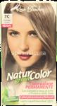 natur color biondo cenere 7c ml.120