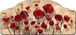 coll.capezzali natura 50x100 poppy brown