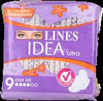 lines idea ultra giorno ali new pz.9