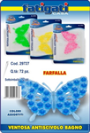 antiscivolo vasca/doccia farfalla 29727