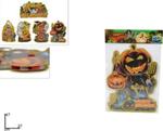 decorazione rilievo sogg. halloween 36cm