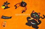decorazione componibile halloween 6115##