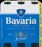bavaria premium birra bott.5° ml.250x6