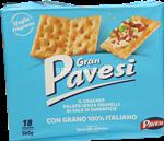 granpavesi crackers non salati gr.560