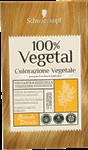 100% vegetal, colorazione vegetale, biondo dorato