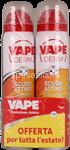 vape repellente spray scudo attivo 2x bipacco