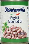 fontanella fagioli borlotti latt.gr.400